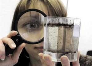 Отравление грязной водой