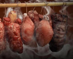 Отравление копченым мясом