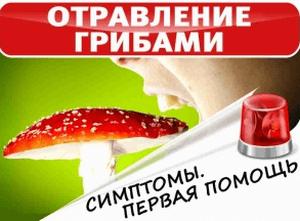 первая помощь при отравлениями грибами шампиньонами