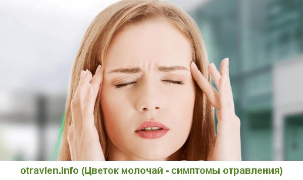 симптомы при отравлении молочаем
