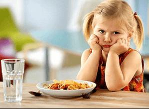 Диета при отравлении у ребенка