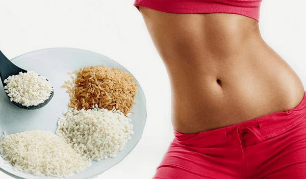 Экспресс очищение рисом