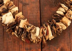 как правильно сушить грибы при отравлении