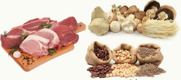 продукты выводящие мочевую кислоту