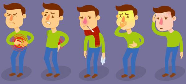 Факторы, осложняющие течение отравления