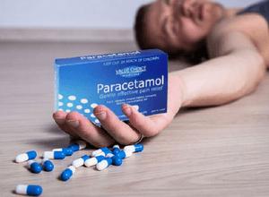 передозировка парацетамолом симптомы