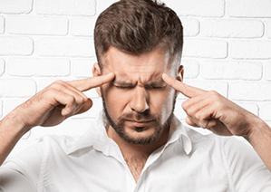 симптомы отравления мозга