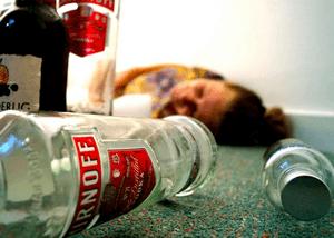 Хроническая алкогольная интоксикация