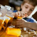 Отравление парами этиленгликолем - симптомы, первая помощь