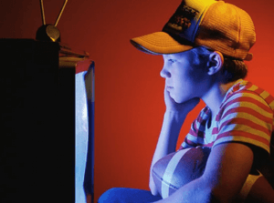 вред телевизора для ребенка