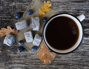 чай и квас из ягод терна - польза