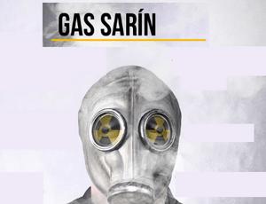 Газ зарин - применение