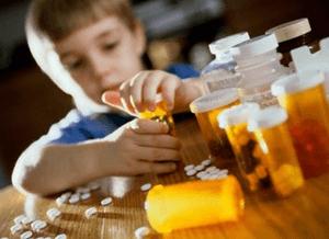 Передозировка аскорутином ребенка