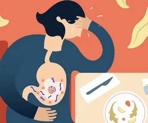 пищевое отравление - очищение обязательно