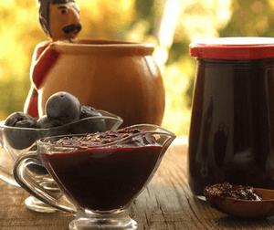 Соус из ягод терна - какая польза для человека