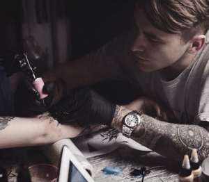 Если очень хочется татуировку