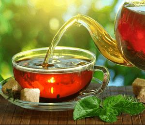 передозировка чаем