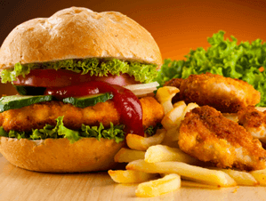 Интоксикация жирной пищей