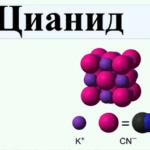 Цианид калия: что это такое, влияния на человека