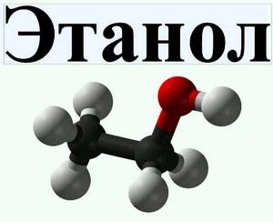 Этанол при отравлении алкоголем