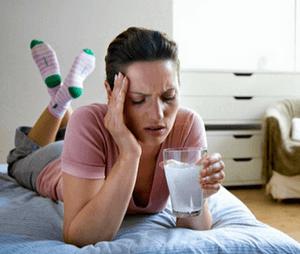 методы лечения отравления при температуре