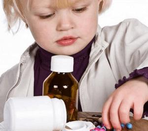 таблетки от отравлении для детей