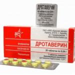 Отравление (передозировка) ношпой - сколько таблеток, симптомы и последствия