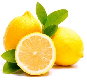 лимон при отравлении