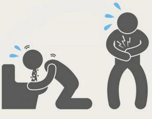 симптомы отравления фос