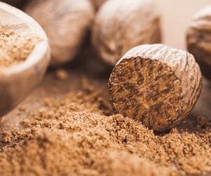 лечение отравление мускатным орехом
