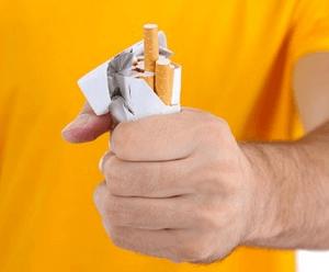 Полоний и курение