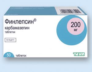 Отравление финлепсином: симптомы и методы лечение, последствия