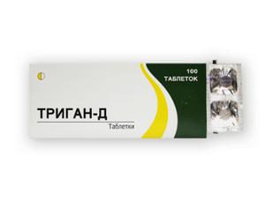 Триган Д: эффекты от передозировки и последствия отравления