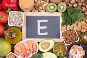 Отравление витамином Е