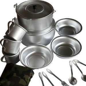 Можно ли использовать алюминиевую посуду?