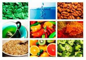 Продукты задерживающие выведение жидкости