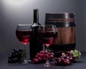 Вред от употребления вина
