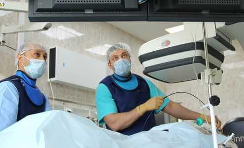 Лапароскопическая резекция желудка: показания, особенности выполнения