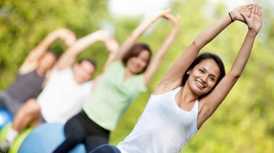 Положительные эффекты спорта на открытом воздухе
