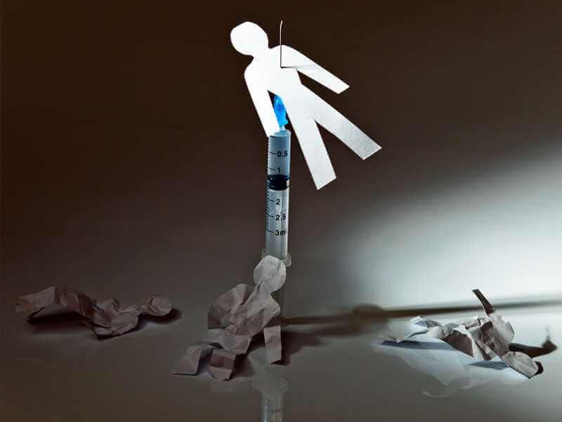 Вред наркотиков. Реабилитация