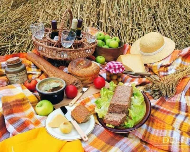 Рекомендации как выбрать качественную посуду для пикника