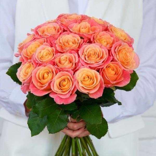 101 роза - это букет, который можно смело назвать мечтой любой девушки