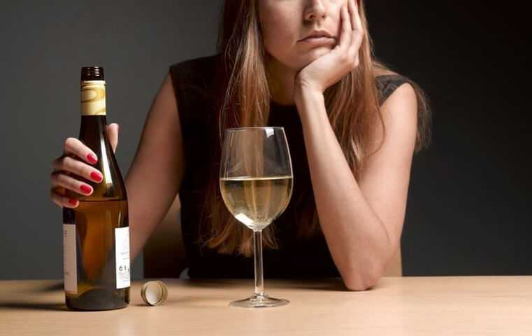 Отказ от употребления алкоголя и абстинентный синдром