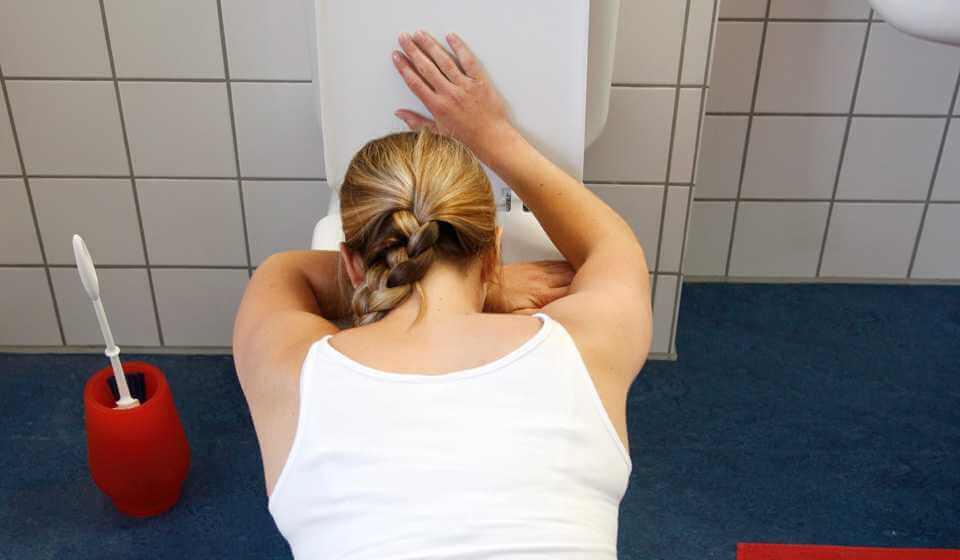 Какие бывают симптомы у кишечного отравления?