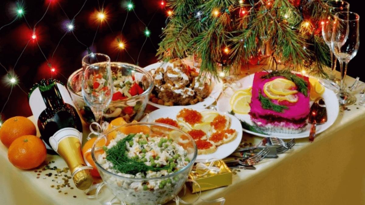 Как не отравиться за новогодним столом