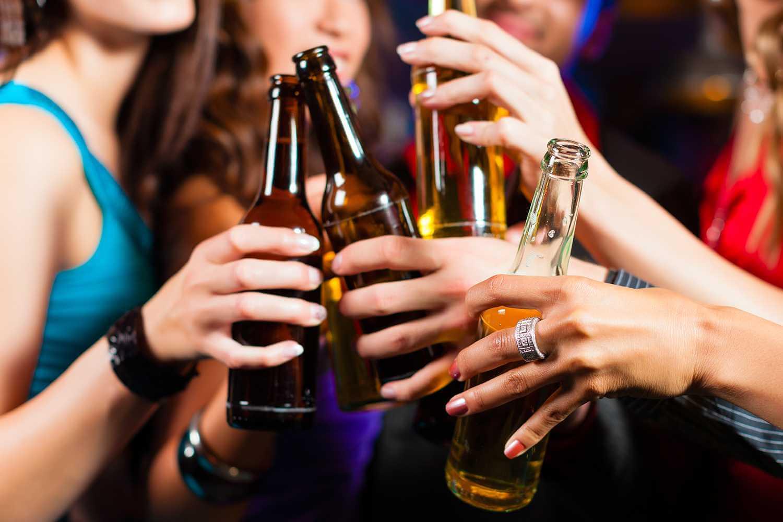 Влияние алкоголя на организм мужчины, в частности, на потенцию