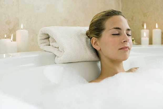 Важность купания (горячие и холодные ванны)