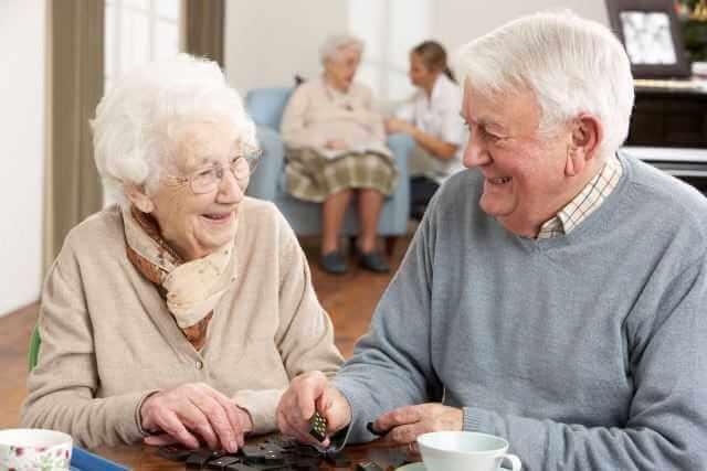 Правильная забота о пожилых родственниках