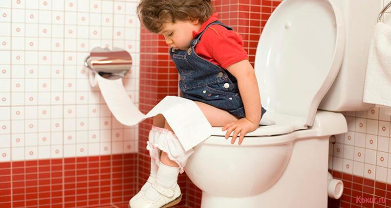 Диарея у ребенка: признаки, причины, симптомы, что делать и как лечить?