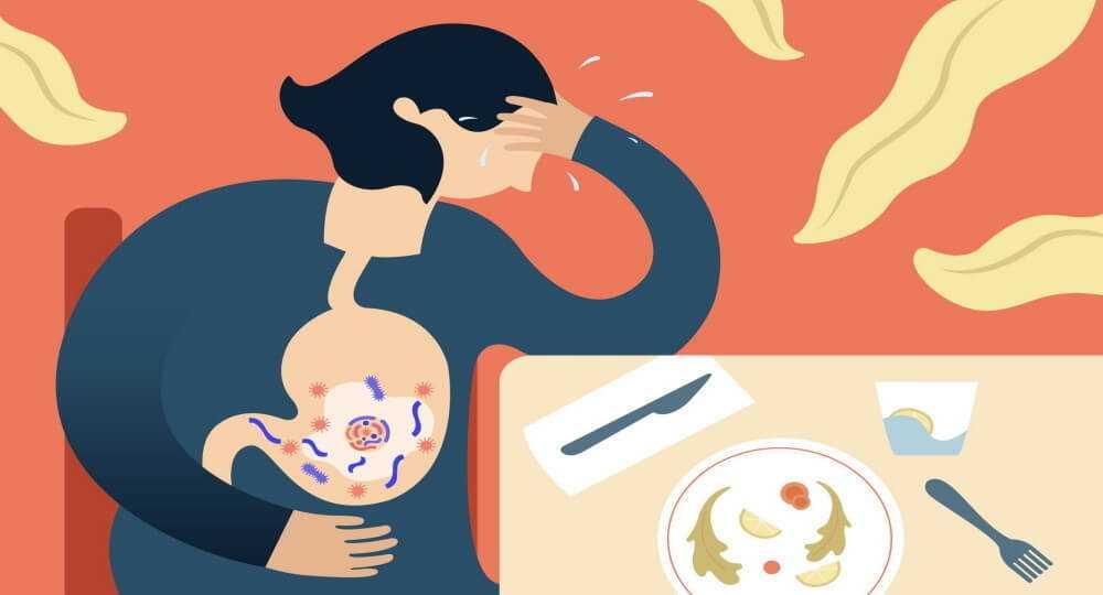Как питаться после отравления?